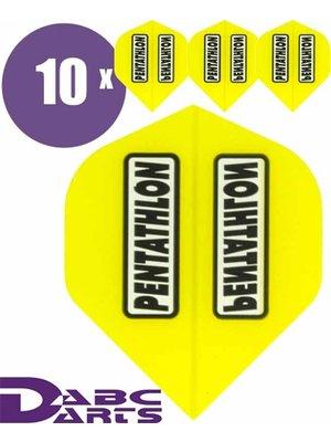 Pentathlon Pentathlon – Classic Geel - 10 sets