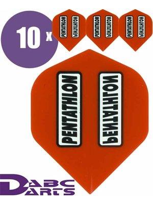 Pentathlon Pentathlon – Classic Rood - 10 sets
