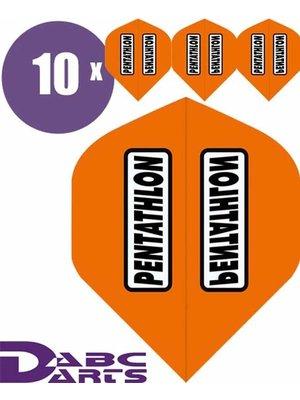 Pentathlon Pentathlon – Classic Oranje - 10 sets