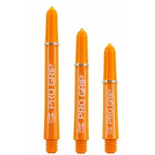 Target darts Target Darts Pro Grip Shafts Oranje