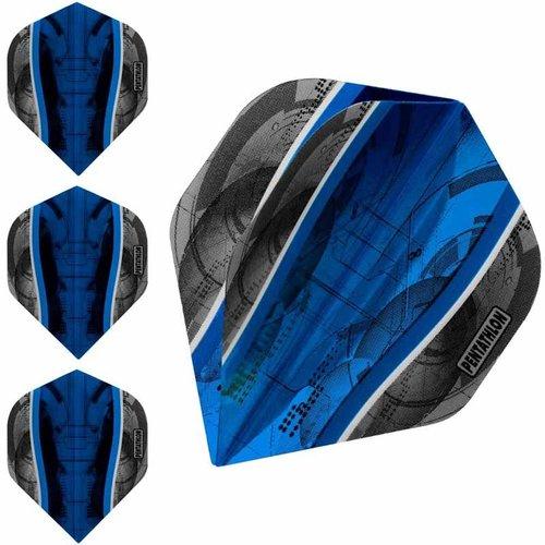 Pentathlon Dartflight Pentathlon Science Blauw - 10 sets