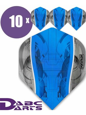 Pentathlon Pentathlon – Science Blauw - 10 sets