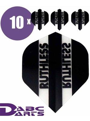 Ruthless Ruthless – Classic Zwart - 10 sets