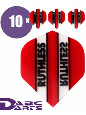 Ruthless Ruthless – Classic Rood - 10 sets