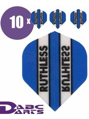 Ruthless Ruthless – Classic Cyan Blauw - 10 sets