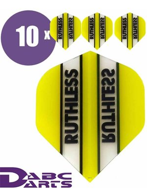 Ruthless Ruthless – Classic Geel - 10 sets