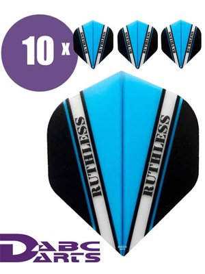 Ruthless Ruthless – Vision V Cyan Blauw - 10 sets