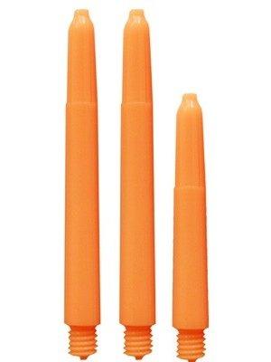 ABCDarts ABC Darts – Kunststof Shafts Met Ring - Neon Oranje
