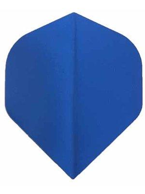 ABCDarts ABCDarts dartflight metallic blauw