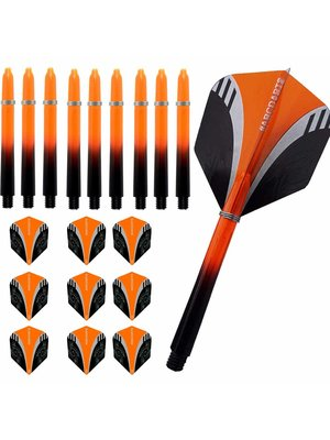 ABCDarts ABC Darts Tribal Combiset 3-pack