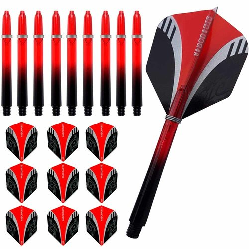 ABCDarts ABC Darts Tribal Combiset 3-pack