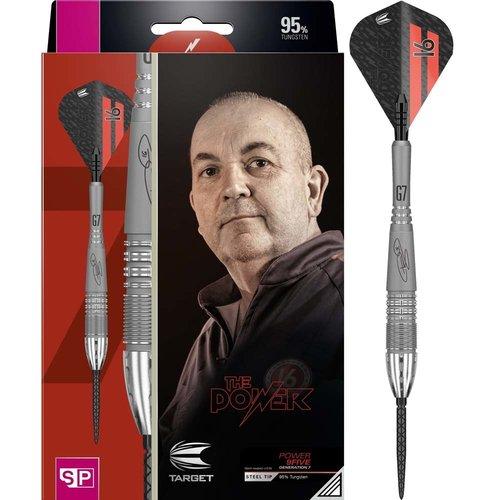 Target darts Target Darts – Phil Taylor Swiss Points Gen7 - 24 gram