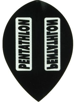 Pentathlon Pentathlon Peer Dartflight – Classic Zwart