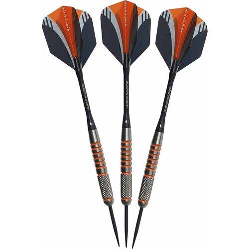 ABCDarts Set dartpijlen 90% Ambers 211- 28 gram