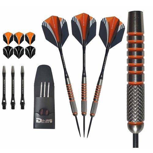 ABCDarts Set dartpijlen 90% ABC Darts – Orange Viper HQ 28 gram