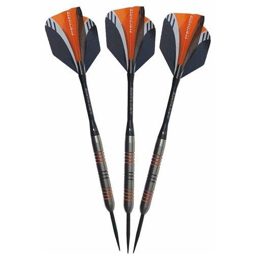 ABCDarts Set dartpijlen 90% ABC Darts – Orange Viper HQ 22 gram