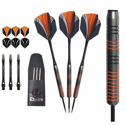 ABCDarts Set dartpijlen 90% ABC Darts – Orange Viper HQ 29 gram