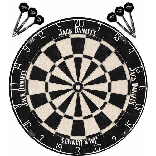 Jack Daniel's Jack Daniel's Dartbord met 2 Sets Dartpijlen