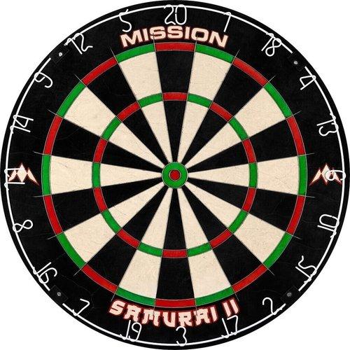 Mission Mission Samurai Dartbord