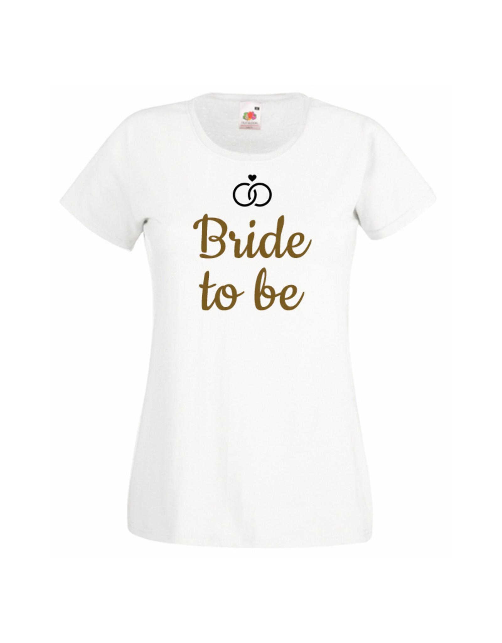 Kopie-Druk Dames basic T-shirt