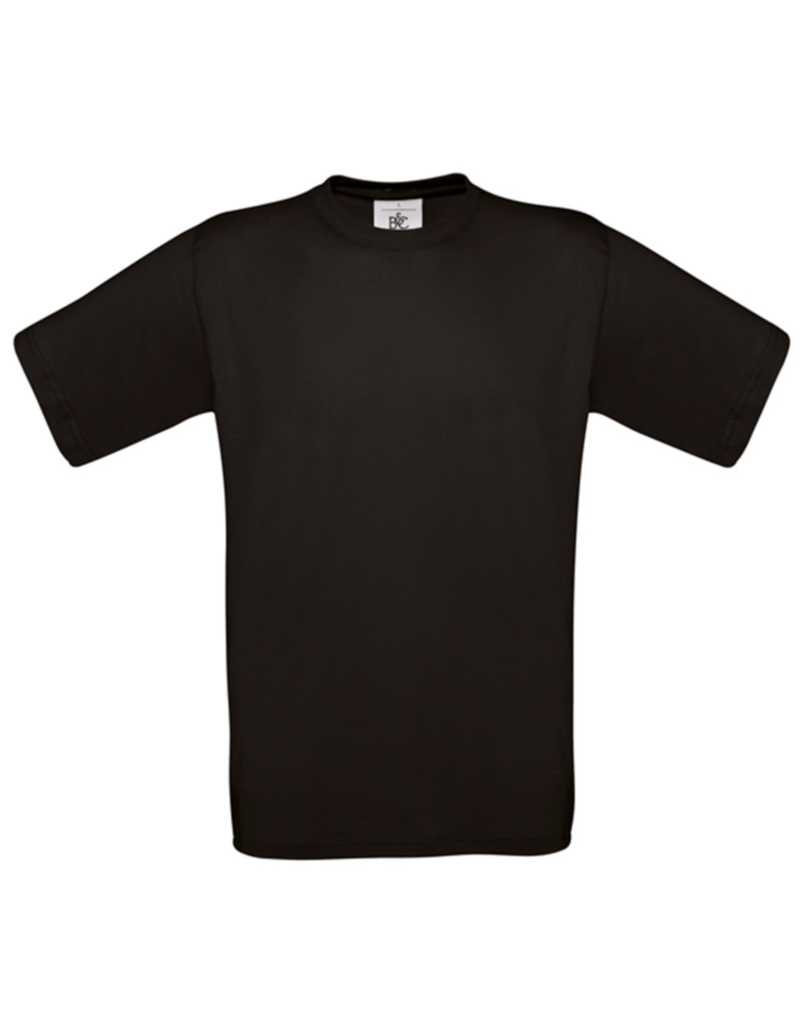 Kopie-Druk Heren basic T-shirt