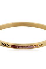 yehwang  Armband Ibiza;  pijl van kralen