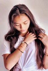 Armband Ibiza;  pijl van kralen