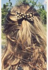 Haarspeld met strikje