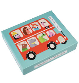 Rex London Rex London Puzzels transport 6 stuks