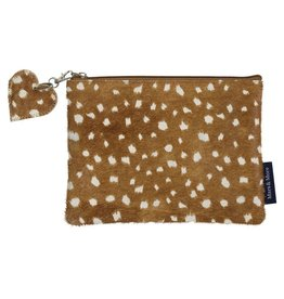 Mars & More Etui & Make-up tas, Hertenprint