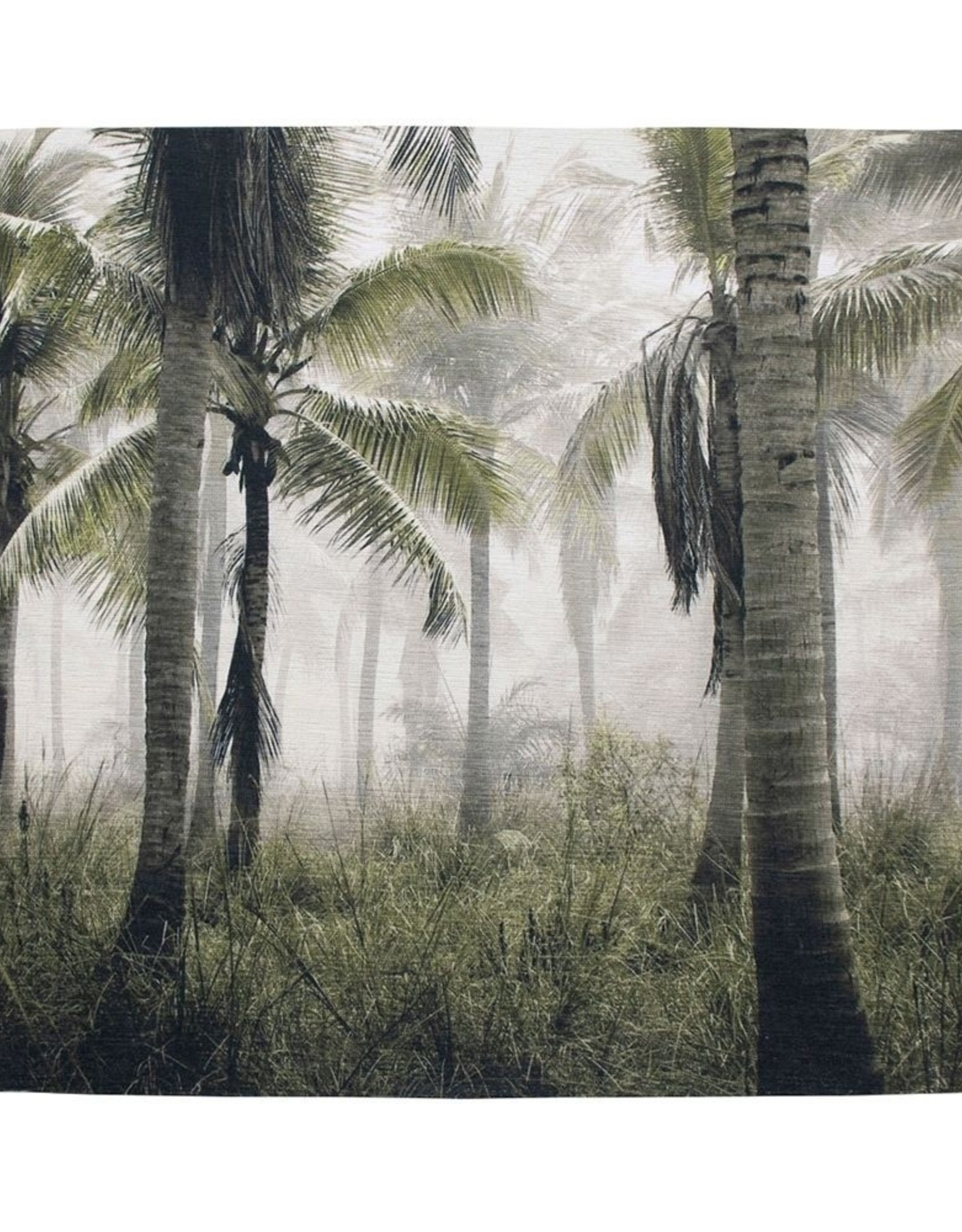 Miss Living Wandpaneel Palm green