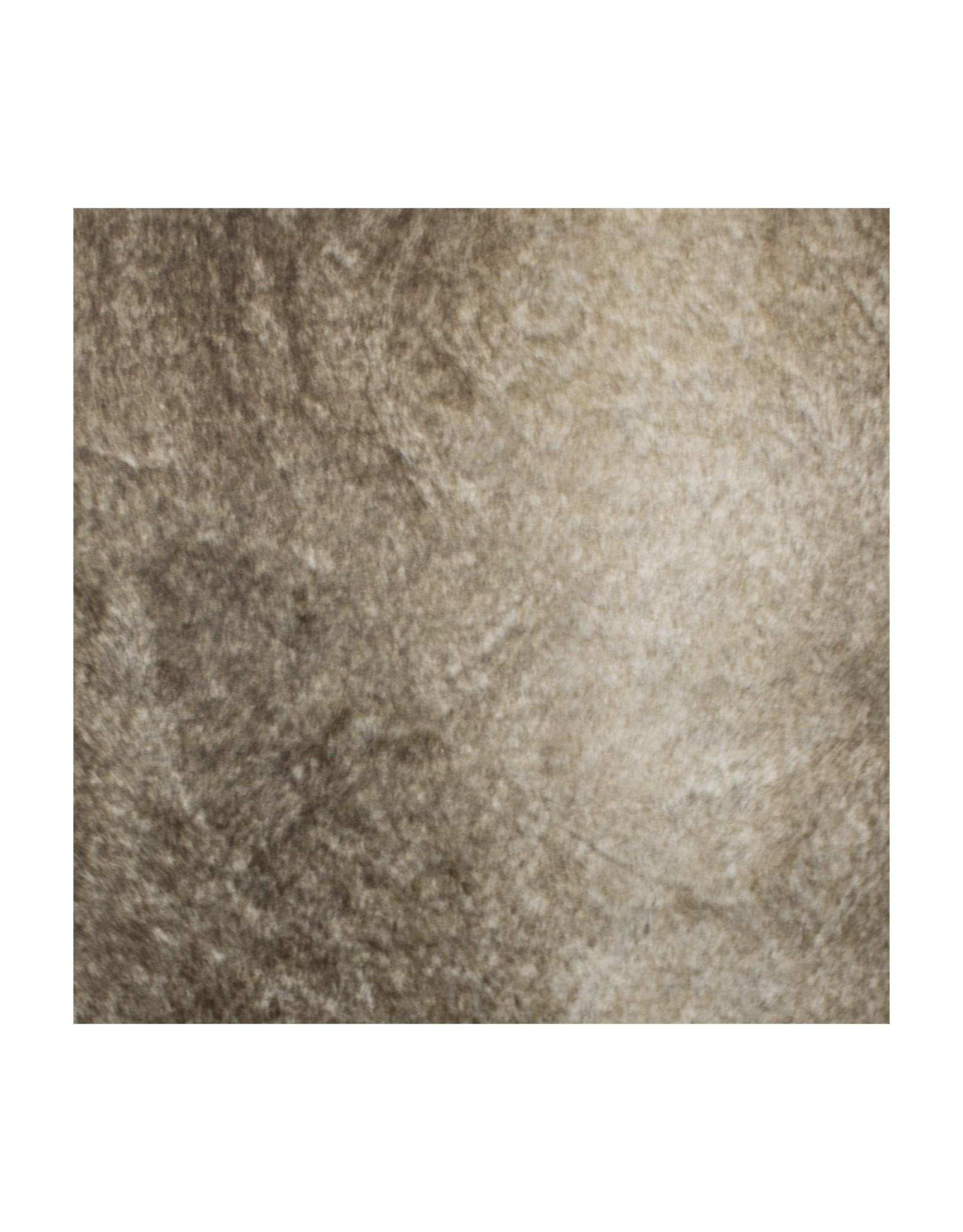 Mars & More Sierkussen Wolf, winter grijs 45x45cm