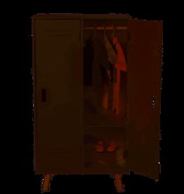 byASTRUP Poppen kledingkast