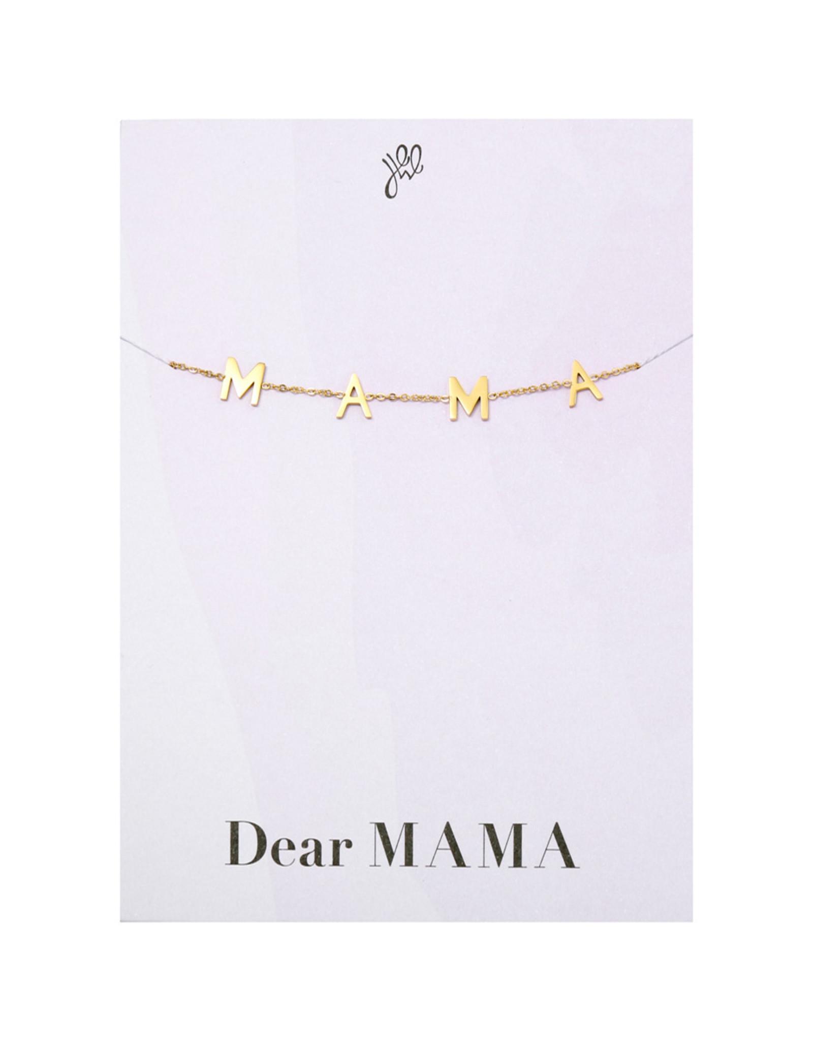 yehwang Armband Dear Mama