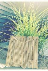 Dienblad Bamboe staven