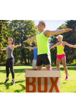 BOOTCAMP IN A BOX BOOTCAMP IN A BOX  met een groepje!