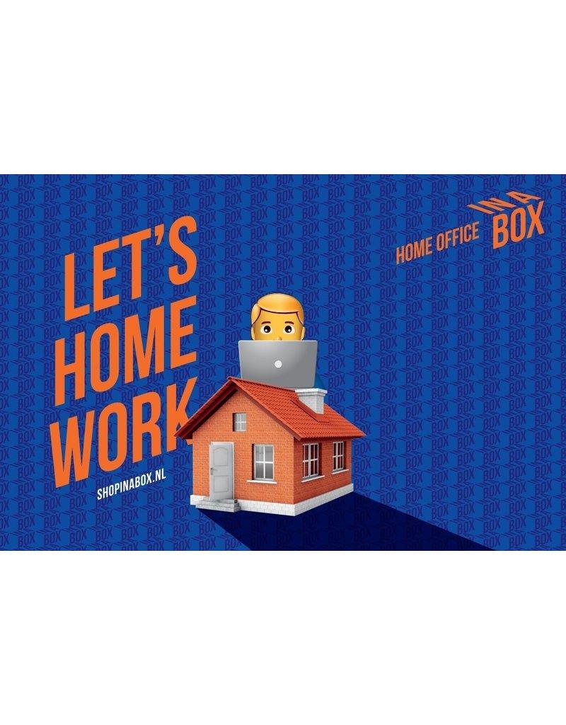 HOME OFFICE IN A BOX HOME OFFICE IN A BOX - Tailor made box