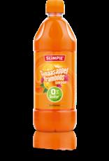 Slimpie Slimpie Sinaasappel-framboos (6 stuks)