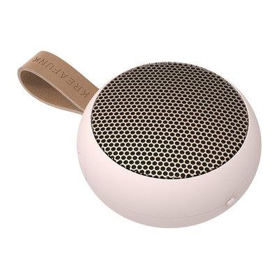 Kreafunk aGO, BT Speaker - dusty pink