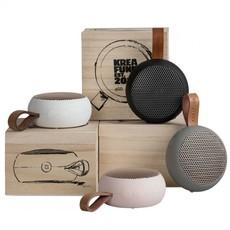 Kreafunk aGO, BT Speaker - ivory sand