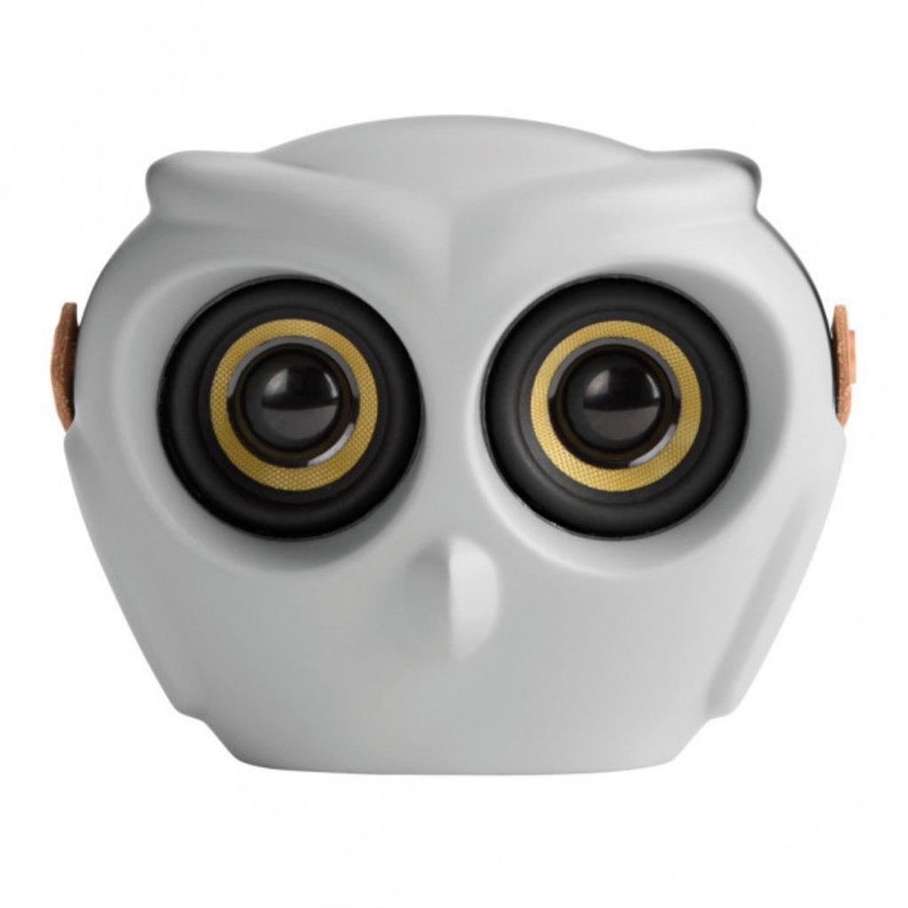 Kreafunk aOWL, Speaker - cool gray