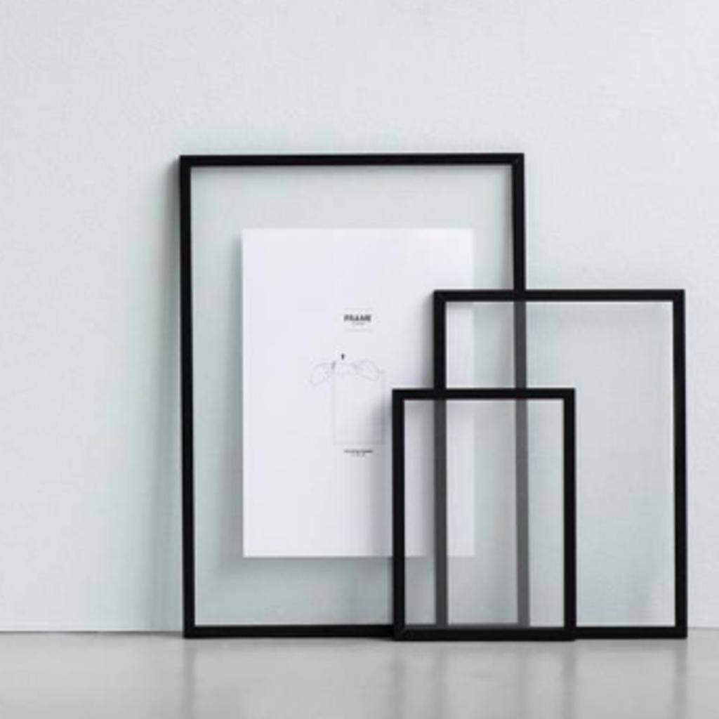 Moebe Frame A5 - Black