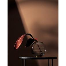AYTM GLOBE vase w. stand M