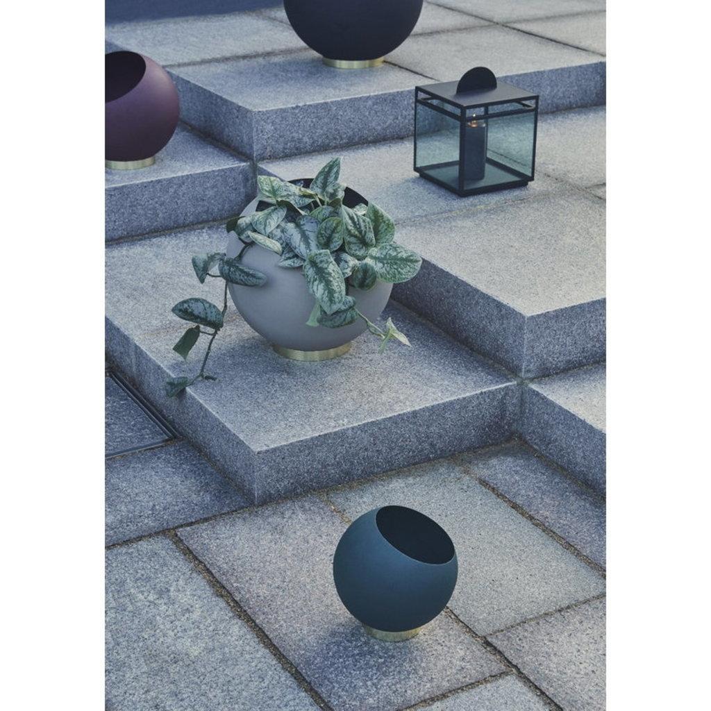 AYTM GLOBE flower pot XL