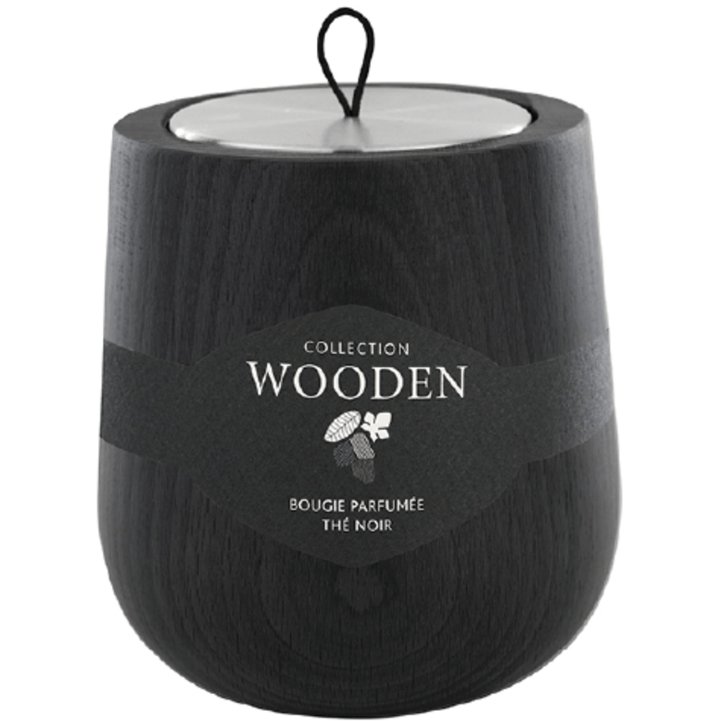 Hypsoé Black Beech Wood Holder