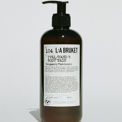 L:A Bruket Hand & Body Wash BP 450ml