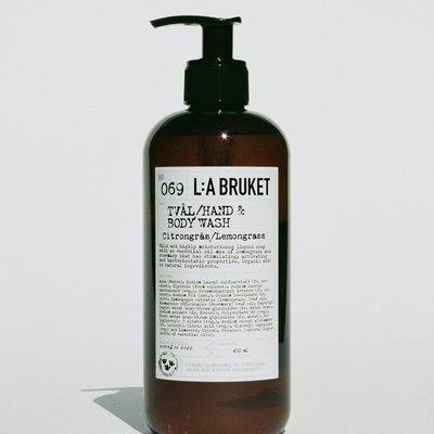 L:A Bruket Hand & Body Wash LG 450ml