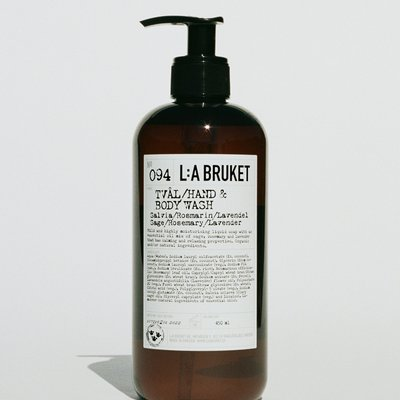 L:A Bruket Hand & Body Wash SRL 450ml