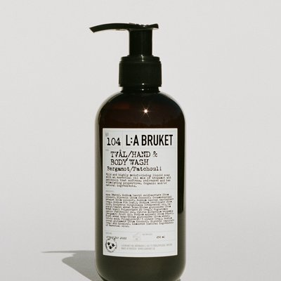 L:A Bruket Hand & Body Wash BP 240ml