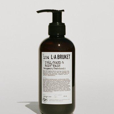 L:A Bruket Hand & Body Wash BP 250ml